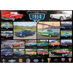 American Cars - Cruisin Classics - 1950s - 1000pc
