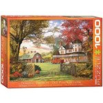 Old Pumpkin Farm - 1000pc