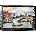 Venice - Rialto bridge - 1000pc Spacesaver Box