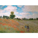 The Poppy Field - Claude Monet - 1000pc