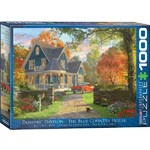 The Blue Country House - 1000pc