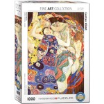 Gustav Klimt - The Virgin - 1000pc