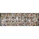The Sistine Chapel Ceiling - Panoramic - 1000pc