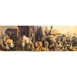 Noahs Ark - Panoramic - 1000pc