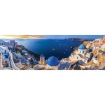 Santorini - Greece - Panoramic - 1000pc