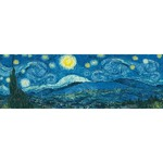 Starry Night - Vincent Van Gogh - 1000pc Panoramic