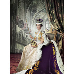 Queen Elizabeth II - 1000pc