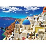 Oia - Santorini - Greece - 1000pc