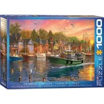 Harbour Sunset - 1000pc