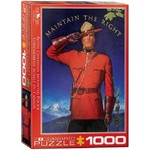 RCMP - Maintain the Right - 1000pc