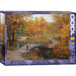Autumn in an Old Park - 1000pc