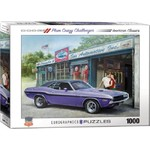 Plum Crazy Challenger - 1000pc