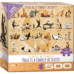 Yoga is a Family Activity - 500XLpc