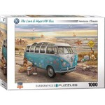 The Love and Hope VW Bus - 1000pc
