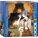 Paris Adventure - 1000pc Spacesaver Box