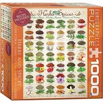 Herbs and Spices - 1000pc Spacesaver Box