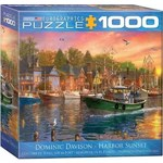 Harbour Sunset - 1000pc Spacesaver Box