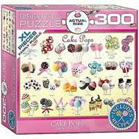 Cake Pops - 300 Extra Large Piece