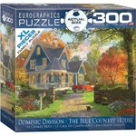 The Blue Country House - 300XXLpc