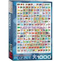 Flags of the World - 1000pc