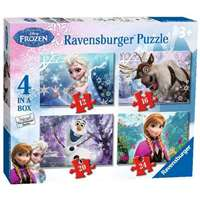 Frozen - 4 in a Box