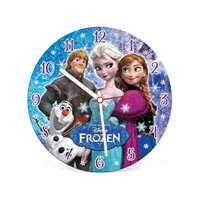 Frozen - Flourescent Clock Puzzle - 96pc