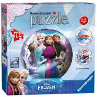 Frozen PuzzleBall