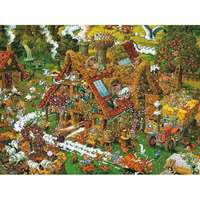 Funny Farm -1500pc