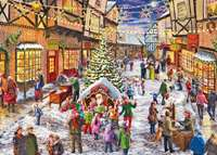 The Christmas Grotto - 1000pc