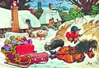 A Thelwell Christmas - 500pc