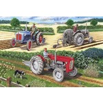 The Ploughing Match - 500pc