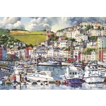 Brixham Marina - 500pc