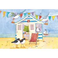 Beach Hut - 500pc