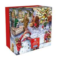 A White Christmas - 500pc Gift Box