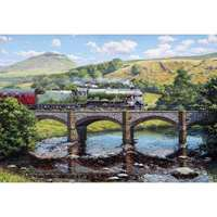Crossing the Ribble - 500pc