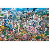 I love Great Britain - 500pc