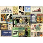 TFL Heritage Posters - Gift Box - 500pc
