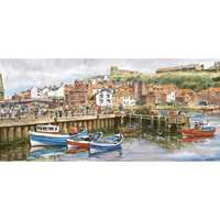 Whitby Harbour - 636pc