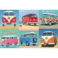 Official VW Campervan - 500pc