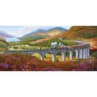 Glenfinnan Viaduct - 636pc