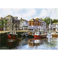 Padstow Harbour - Gibson