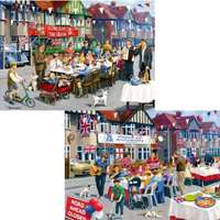 the street party - 2 x 500 piece