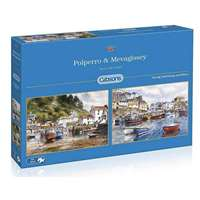 polperro and mevagissy - 2 x 500 piece