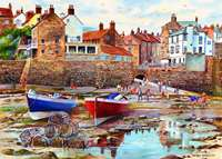 Robin Hoods Bay - 1000pc