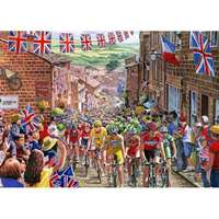Le Tour de Yorkshire - 1000pc