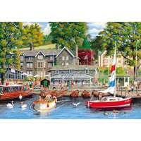 Summer in Ambleside - 1000pc