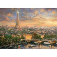 Paris - City of Love - 1000pc