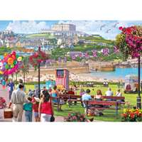Newquay Harbour - 1000pc