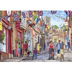 Steep Hill - 1000pc