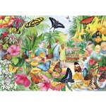 Butterfly House - 1000pc